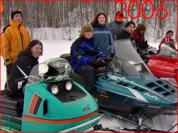 Snowmobile Party Pick's 2006